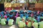 Camp presentation on Gold Panning